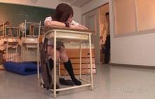 Ageha Kinoshita School Punishment