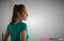 Teen ballerina gets oral