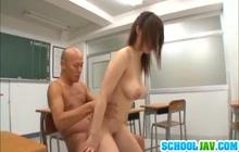 Mizuki Akai cute Japanese gets fucked