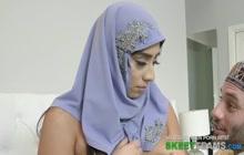 Busty Arab Teen Pussyfucked
